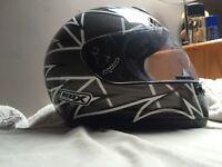 Size 54 Box motorcycle helmet