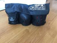 SFR triple pad set - Small - Knee, elbow and wrist