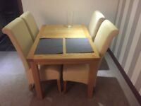 ✨Extendable Dining Table and 4 Chair✨