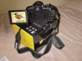 Nikon Coolpix P610 Superzoom Bridge Camera