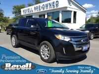 2013 Ford Edge Limited...Moonroof,Leather buckets,Nav,Remote sta