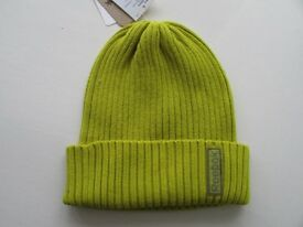 Men's Reebok Beanie Hat in green. One size fits all. Brand new with tags.