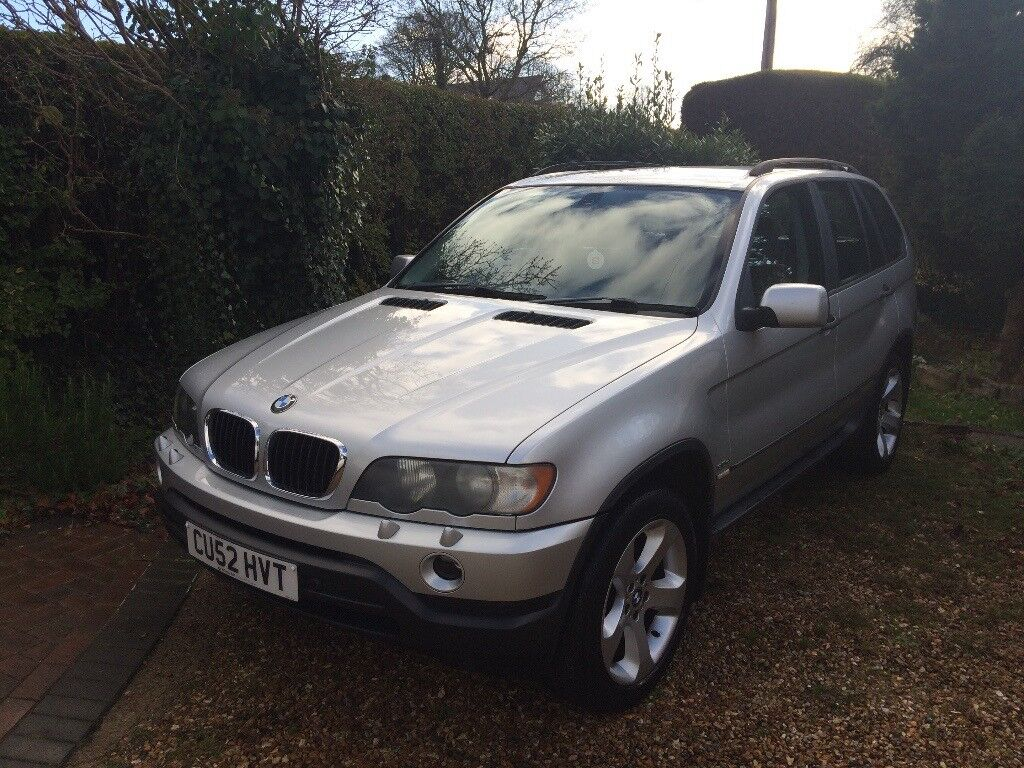 Bmw X5 3.0d 2002 (52) Rare Maunual Gearbox