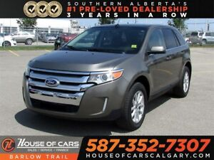 2013 Ford Edge Limited / Navi / Sunroof / Back Up Camera