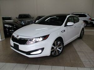 2013 Kia Optima EX Luxury Navi camera fully loaded