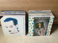 "Joblot of 12""Singles Mainly From The 80s - Over 115 All Very Good Condition"