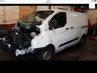16 transit custom engine and gearbox 2.2 diesel 100 ps fwd 500 Romford