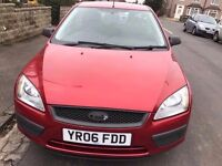2006 ford Focus 1.6 Sport AUTOMATIC 5dr 11 months mot only 1199