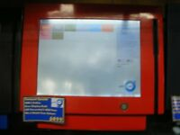 custom colour Compact EPOS Till System MSR Customer Display Drawer & Software