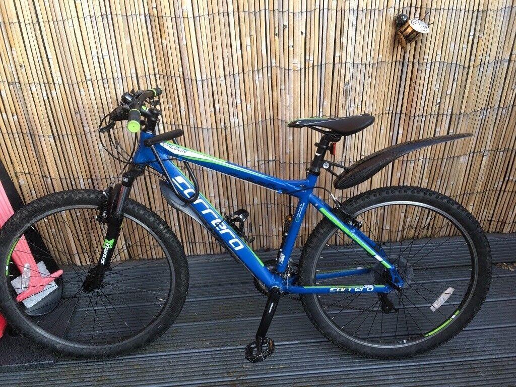 Mountain bike carrera valour blue | in South Shields, Tyne and Wear |  Gumtree