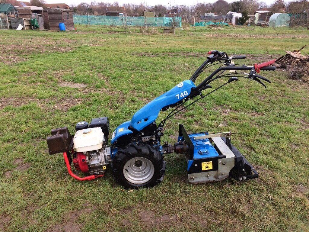 Bcs Garden Tractors : Two wheel tractors bcs in canterbury kent gumtree