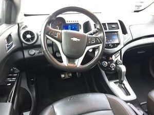 2013 CHEVROLET SONIC RS AUTO- SUNROOF, HEATED LEATHER SEATS, REM Windsor Region Ontario image 15