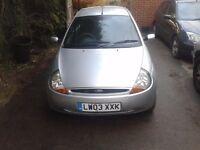 Ford KA collection 1.3 2003