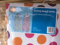Cover for ironing board