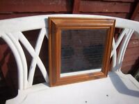 Square Pine Mirror (Project) IP1