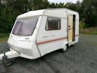 Two berth ABI caravan 1994 lightweight