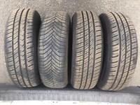 4 x 195/65-15 Tyres