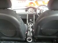 Great looking Mini One,1598 cc 3 dr hatchback,FSH,2 keys,Alloys,runs and drives well,cheap motoring