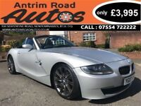 2007 BMW Z4 2.0 M SPORT ** CONVERTIBLE ** FULL STAMPED BMW SERVICE HISTORY **