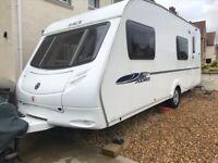 Swift Ace Jubilee, 6 Berth touring caravan