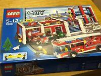 LEGO CITY - 7208 FIRE STATION