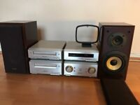 Technics HD350 Separates Stereo, Mint , Complete