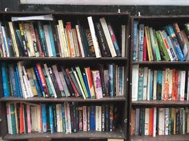 1000 Books Job lot