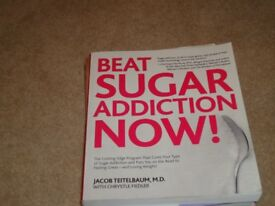 Beat Sugar Addiction Now Book - Immaculate