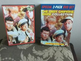Classic Andy griffiths and Beverley hillbillies dvds