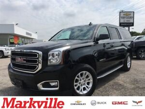 2017 GMC Yukon XL LEATHER- CERTIFIED PRE-OWNED - 5 FREE OIL CHAN