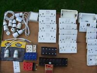 second hand electrical fittings