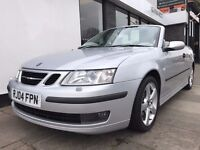 Saab 9-3 2.0 T Vector 2dr ONLY 54349 GENUINE MILES