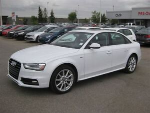 2015 Audi A4 2.0T-AWD-Auto-Leather-NAV-Roof-Hail Sale