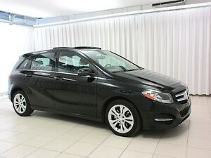 2016 Mercedes-Benz B-Class B250 4MATIC AWD 5DR HATCH