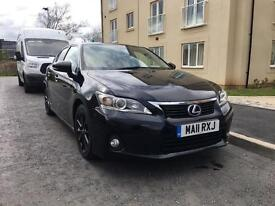 LEXUS CT200H SE-I CVT 5door REDUCED