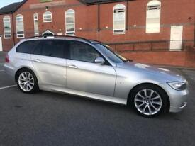 2008 BMW 320d SE TOURING ESTATE PX WELCOME