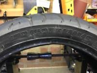 Bridgestone battlax bt021 tyre