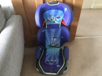 Graco car seat group 2/3 (4-12 years)
