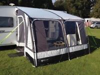 Outdoor Revolution Compactalite Pro Carbon 325 Caravan Porch Awning