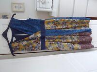 Monsoon Dress. Size 10. Worn Once VGC.