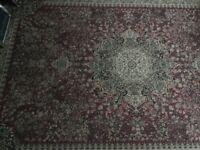 Big new carpet