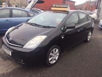 06 REG PRIUS T SPIRIT 147K WARRANTED MILES PART HISTORY 2 OWNERS HPI CLEAR