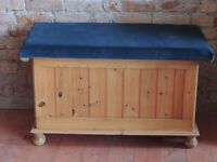 Pine wooden storage (Delivery)