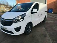 Vauxhall Vivaro 1.6 2015 CDTI Ply-lined