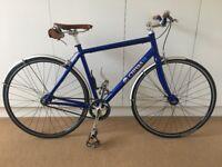 Custom made Specialized Allez E5 Fixed Gear Road Bike style