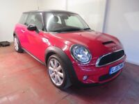 Mini Cooper S Oct. 2007 with CHILI Pack. Red. Low mileage. MOT until Nov. 2018.