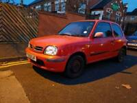 NISSAN MICRA.. CHEAP INSURANCE.. EXCELLENT RUNNER