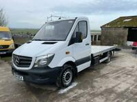 2014 New Body Mercedes Sprinter Recovery Truck 3.5t Car Transporter