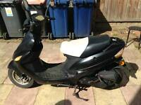 50cc direct moped