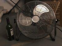 16 inch 3 blade floor fan